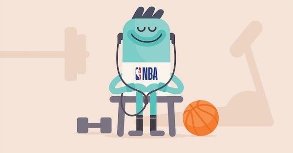 NBA与Headspace达成合作,联盟即将刮起冥想风?