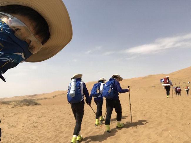 我们刚刚穿越了70KM沙漠,这里有5个最真实的感受