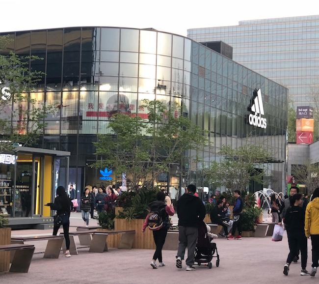 大中华区销售增长26%,阿迪达斯第一季度业绩亮眼