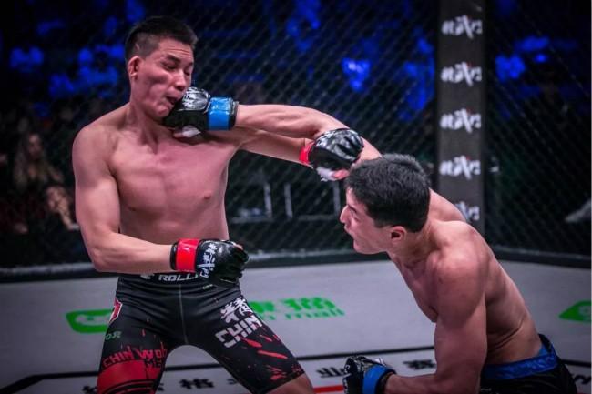 用俱乐部赛制做差异化,精武门MMA还要跟北京卫视合作格斗节目