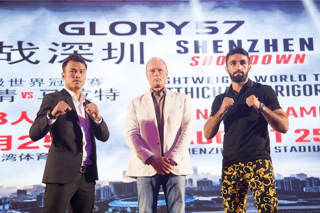 GLORY将在今年8月再度来华,这次他们选择是的深圳