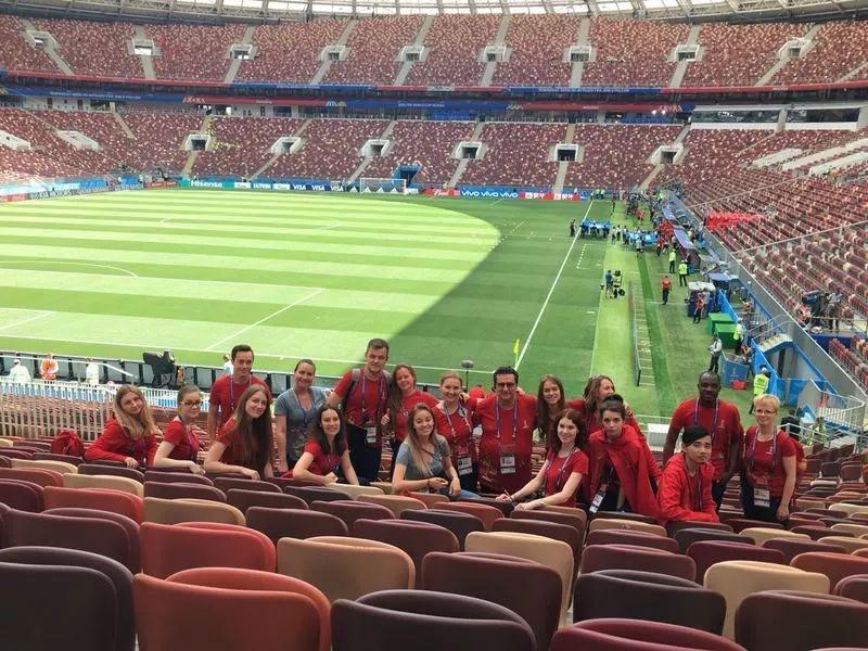 在俄罗斯当世界杯志愿者,是一种怎样的体验?