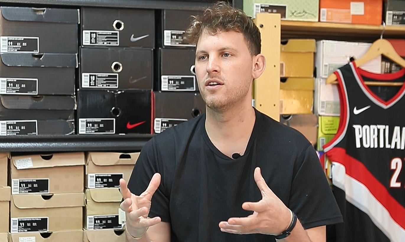与尼克·德波拉畅谈鞋道:  挑擂&守擂,当下球鞋品牌的趋势与创新
