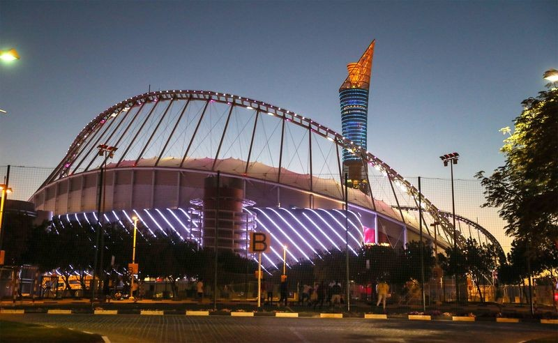 Peace & Love?看到俄罗斯世界杯的成绩,卡塔尔也想在2022找到足球之爱