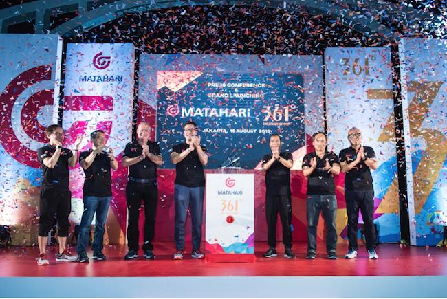 361°与印尼太阳百货达成合作,推进品牌国际化