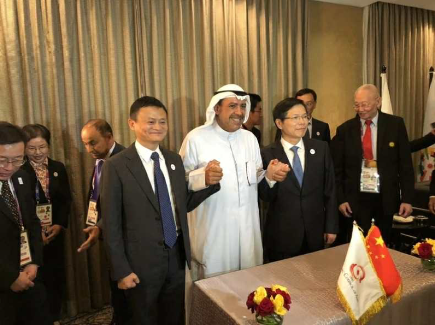 杭州亚组委获2022亚运整体市场开发权,阿里体育亦入局