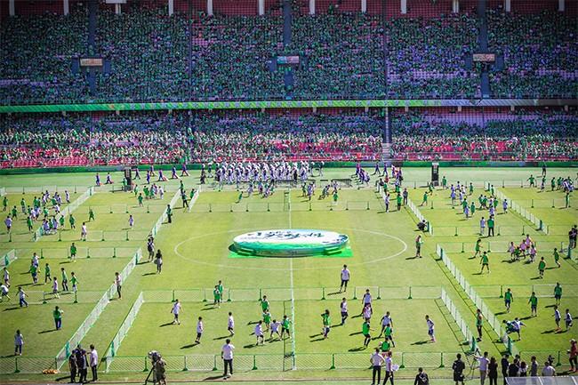 中赫国安与北京教委发起校园足球项目,首期出资1600万元