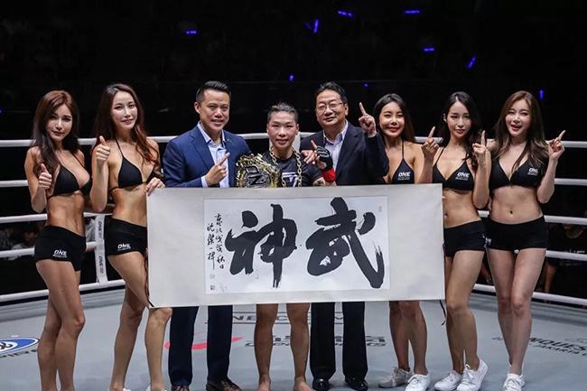 对话ONE冠军赛中国区主席郑华峰:未来会考虑下沉到中国二三线城市